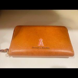 Dooney & Bourke Angels Baseball wallet